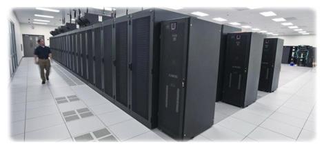 действующий центр обработки данных