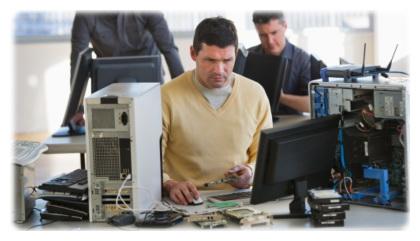 профилактика в работе компьютеров