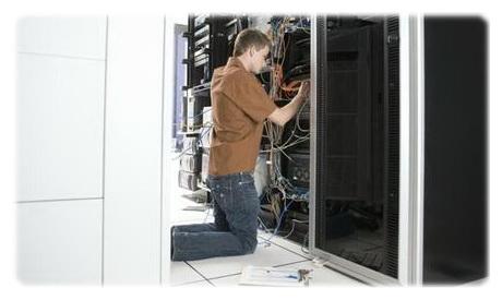обслуживание серверной системы