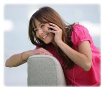 использование телефона в офисе